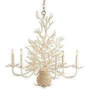 Seaward 6-Light Chandelier (item #RS-03CU-9218)