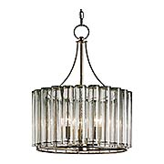 Bevilacqua 3-Light Chandelier (item #RS-03CU-9293)