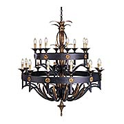 Camelot 20-Light Chandelier (item #RS-03CU-9837)
