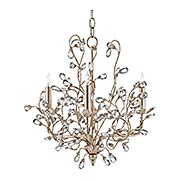 Cupertino 3-Light Mini  Chandelier (item #RS-03CU-9974)