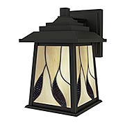 Geologic Outdoor Tiffany Wall Sconce (item #RS-03DT-STW16134)
