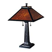 Camelot Mica Table Lamp (item #RS-03DT-TT100174)