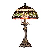 Aldridge Tiffany Table Lamp (item #RS-03DT-TT101110)