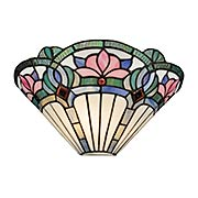 Windham Tiffany Wall Sconce (item #RS-03DT-TW12148)