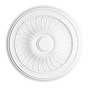 Monticello 27 7/8-Inch Ceiling Medallion With 1-Inch Center Hole (item #RS-03HBG-79280)