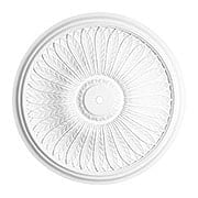 Monticello 23 3/4-Inch Ceiling Medallion With 1-Inch Center Hole (item #RS-03HBG-79282)