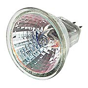 Landscape Lighting MR16 Halogen Lamp - 40-Degree WFL Beam Spread (item #RS-03HK-0016W20X)
