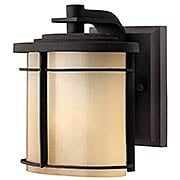 Ledgewood Small Exterior Wall Sconce (item #RS-03HK-1126X)