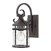 Casa Small 1-Light Wall Mount (item #RS-03HK-1140OL-CL)