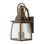 Montauk Small Outdoor Wall Sconce (item #RS-03HK-1200X)