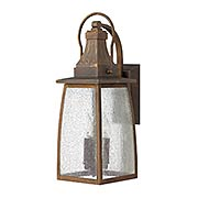 Montauk Medium Outdoor Wall Sconce (item #RS-03HK-1204X)