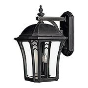 Wabash Large Exterior Sconce (item #RS-03HK-1335X)