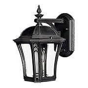 Wabash Small Exterior Sconce (item #RS-03HK-1336X)