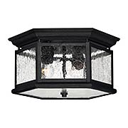 Edgewater Outdoor Flush-Mount Ceiling Light (item #RS-03HK-1683X)