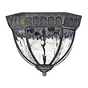 Regal Outdoor Flush-Mount Ceiling Light (item #RS-03HK-1713BG)