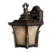 Brynmar Entry Light in Regency Bronze (item #RS-03HK-1930RB)