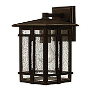 Tucker Small Outdoor Wall Lantern (item #RS-03HK-1960MBX)
