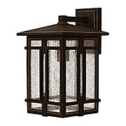 Tucker Medium Outdoor Wall Lantern (item #RS-03HK-1964MBX)