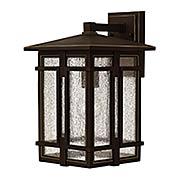 Tucker Medium Outdoor Wall Lantern (item #RS-03HK-1964MBX)