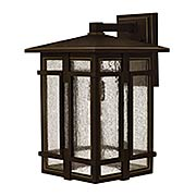 Tucker Large Outdoor Wall Lantern (item #RS-03HK-1965MBX)