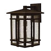 Tucker Large Outdoor Wall Lantern (item #RS-03HK-1965MBX)
