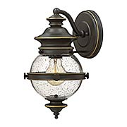 Saybrook Small Outdoor Wall-Mount Light (item #RS-03HK-2340X)