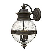 Saybrook Large Outdoor Wall-Mount Light (item #RS-03HK-2345X)