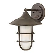 Marina Medium Outdoor Wall Sconce (item #RS-03HK-2414X)