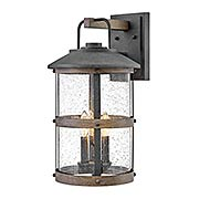 Lakehouse Large Outdoor 3-Light Wall Mount (item #RS-03HK-2685DZ)