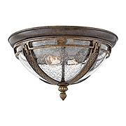 Key West Outdoor Flush-Mount Ceiling Light (item #RS-03HK-2903X)