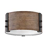 Sawyer 2-Light Outdoor Flush Mount (item #RS-03HK-29201X)
