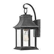 Adair Small Outdoor Wall Sconce (item #RS-03HK-2930X)