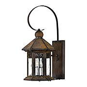 Westwinds Small Outdoor Wall Sconce (item #RS-03HK-2990X)