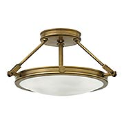 Collier 3-Light Semi-Flush Ceiling Light (item #RS-03HK-3381X)
