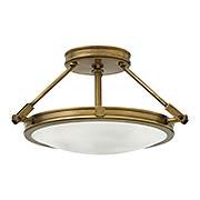 Collier 3-Light Semi-Flush Ceiling Light (item #RS-03HK-3381X)