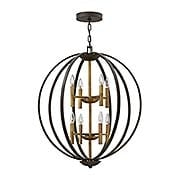Euclid 8-Light Pendant (item #RS-03HK-3468SB)
