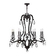 Marcellina 8-Light Chandelier (item #RS-03HK-4404X)