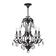 Marcellina 5-Light Chandelier (item #RS-03HK-4405X)