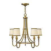 Morgan 5-Light Chandelier (item #RS-03HK-4875X)