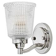 Bennett 1-Light Bath Sconce (item #RS-03HK-5350X)