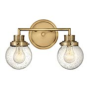 Poppy 2-Light Bath Sconce (item #RS-03HK-5932X)