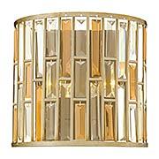 Gemma 2-Light Wall Sconce (item #RS-03HK-FR33732SLF)