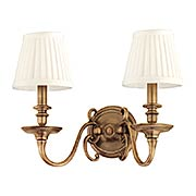 Charleston 2-Light Wall Sconce (item #RS-03HV-1742X)