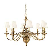 Charleston 8-Light Chandelier (item #RS-03HV-1748X)