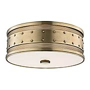 Gaines 3-Light Flush Mount (item #RS-03HV-2206X)
