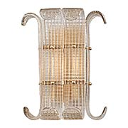 Brasher 2-Light Wall Sconce (item #RS-03HV-2902X)