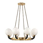 Werner 8-Light Chandelier (item #RS-03HV-3646X)
