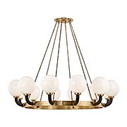 Werner 12-Light Chandelier (item #RS-03HV-3660X)