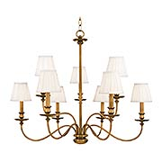 Menlo Park 9-Light Chandelier (item #RS-03HV-4039X)