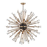 Liberty 12-Light Chandelier (item #RS-03HV-5046X)